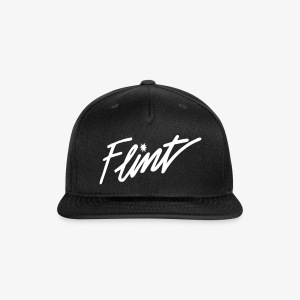 Flint Retro - Snap-back Baseball Cap