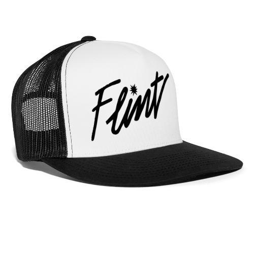 Flint Retro - Trucker Cap