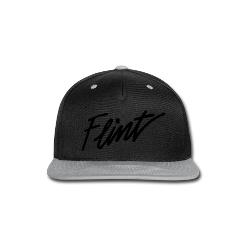 Flint Retro - Snap-back Baseball Cap