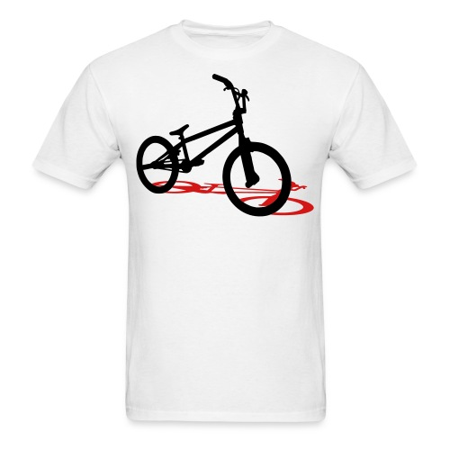 Bmx Bike - Men's T-Shirt