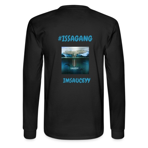 SAUCEYY LONG SHIRT - Men's Long Sleeve T-Shirt