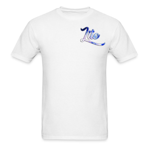 Official Lite Galaxy Diamond T-Shirt - Men's T-Shirt