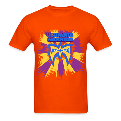 Ultimate Warrior Limited Edition Retro 90s Shirt - Men's T-Shirt