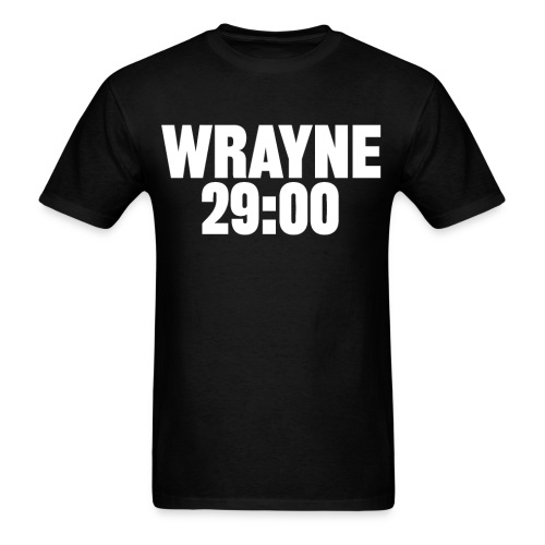 FWE: Wrayne 29:00 Official T-Shirt - Men's T-Shirt