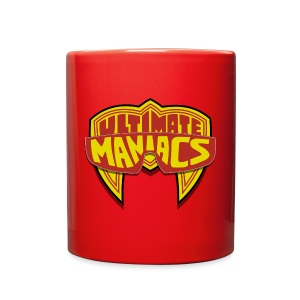 Ultimate Warrior Ultimate Maniacs Coffee Mug - Full Color Mug