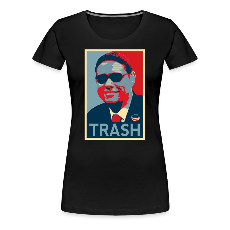 Trash Women's - Women's Premium T-Shirt
