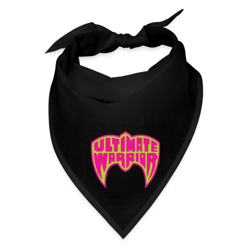 Ultimate Warrior Classic Logo Bandana - Bandana