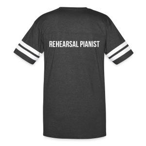 Team Theatre - Rehearsal Pianist - Vintage Sport T-Shirt