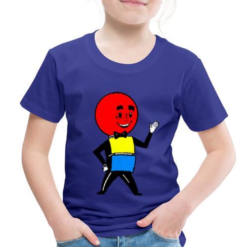 Mr. Weatherball - Toddler Premium T-Shirt