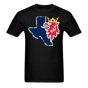 3XL_SAABTX_FRONT GRAPHIC TEE_BLK - Men's T-Shirt