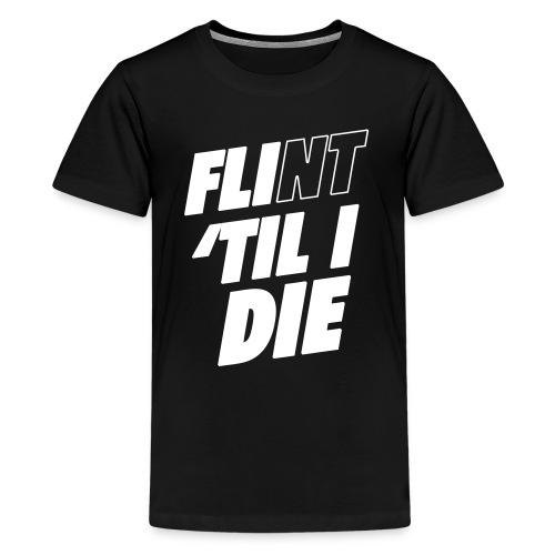 FLI til I Die - Kids' Premium T-Shirt