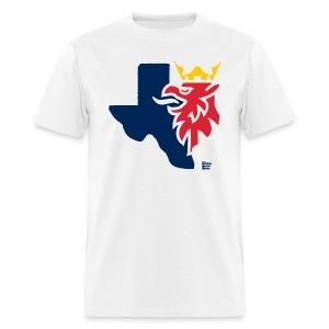 3XL_SAABTX_FRONT GRAPHIC TEE_WHT - Men's T-Shirt