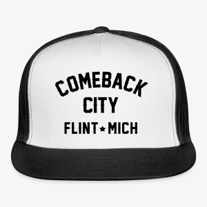 Comeback City - Trucker Cap