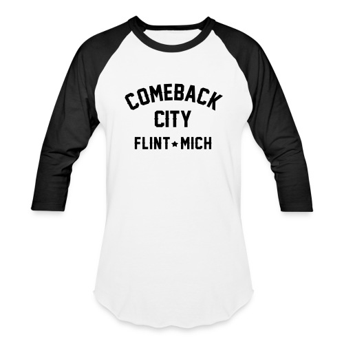 Comeback City - Baseball T-Shirt