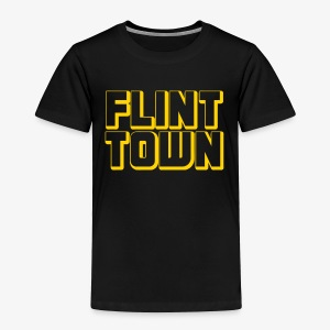 Flint Town - Toddler Premium T-Shirt
