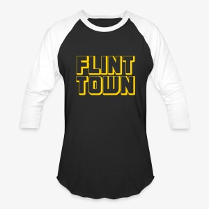 Flint Town - Baseball T-Shirt