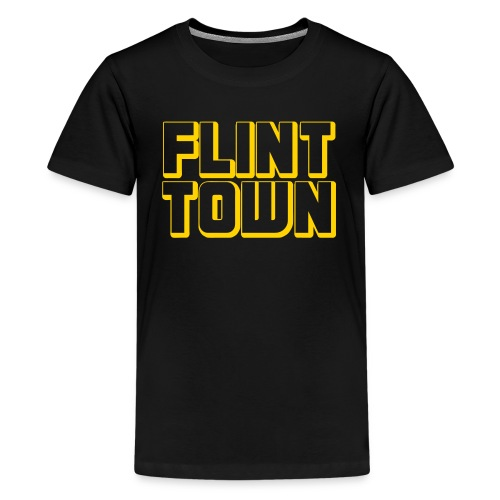 Flint Town - Kids' Premium T-Shirt