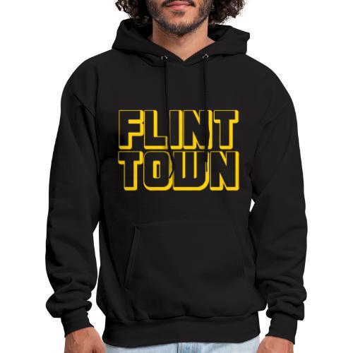 Flint Town - Men's Hoodie