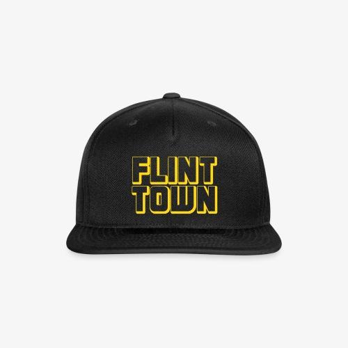 Flint Town - Snap-back Baseball Cap