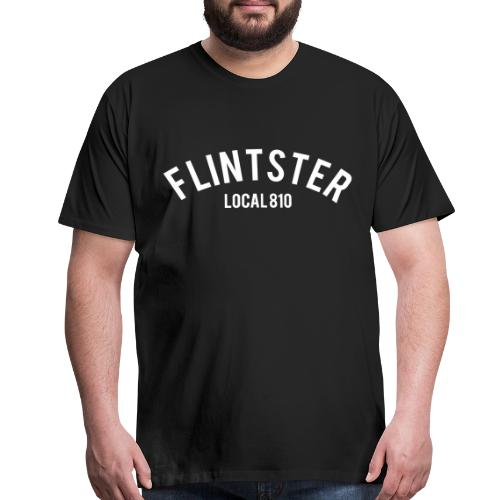 Flintster Local - Men's Premium T-Shirt
