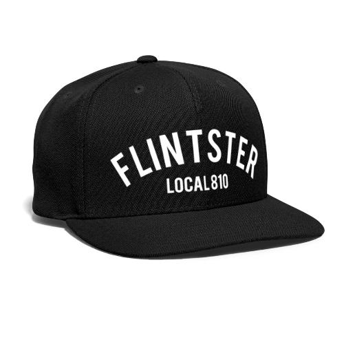 Flintster Local - Snap-back Baseball Cap