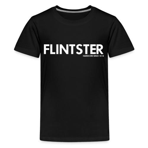 Flintster Hardcore - Kids' Premium T-Shirt