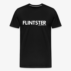 Flintster Hardcore - Men's Premium T-Shirt