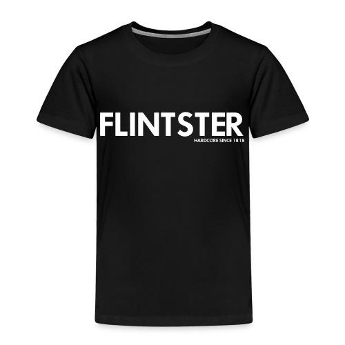 Flintster Hardcore - Toddler Premium T-Shirt