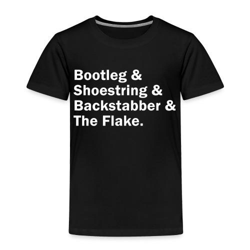 Dayton Ave - Toddler Premium T-Shirt