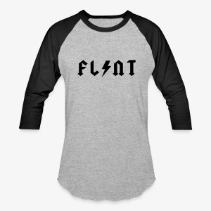 Flint Bolt - Baseball T-Shirt