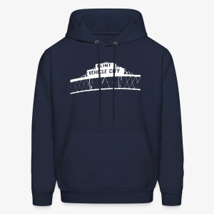 Flint Vehicle City - Men's Hoodie