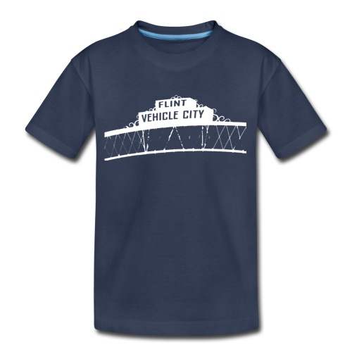 Flint Vehicle City - Toddler Premium T-Shirt