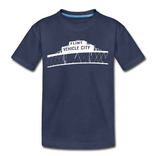 Flint Vehicle City - Kids' Premium T-Shirt