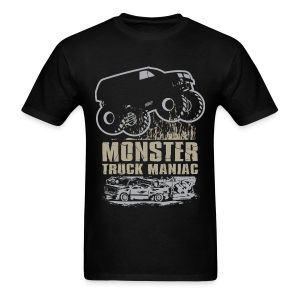 Monster Truck Maniac - Men's T-Shirt