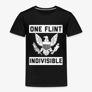 One Flint Indivisible - Toddler Premium T-Shirt