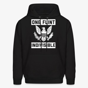 One Flint Indivisible - Men's Hoodie