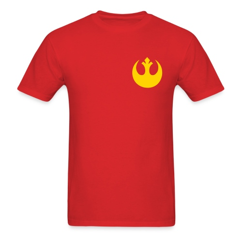 rebel t-shirt - Men's T-Shirt