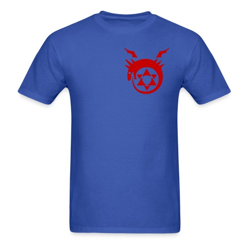 Auroboros t-shirt - Men's T-Shirt