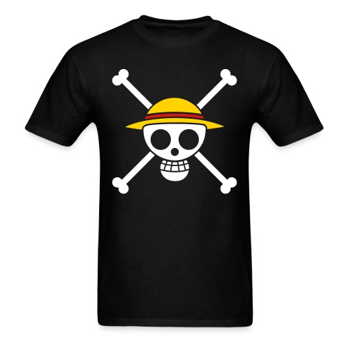 Mugiwara Pirate. t-shirt - Men's T-Shirt