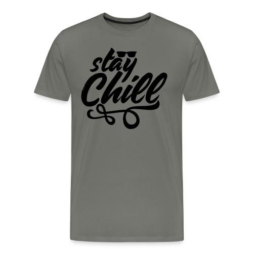 Stay Chill 2 - Men's Premium T-Shirt