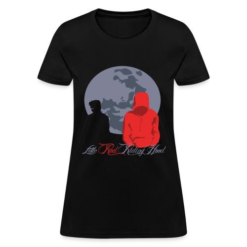 Little Red Riding Hood (Sterek) - Women's T-Shirt