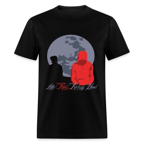 Little Red Riding Hood (Sterek) - Men's T-Shirt