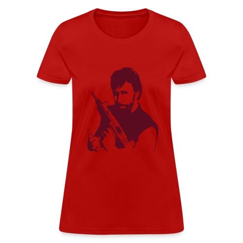 Chuck Norris - Women's T-Shirt
