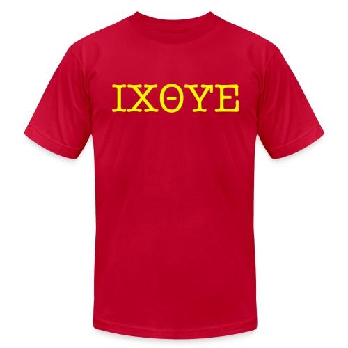 IXOYE JMU - Men's Fine Jersey T-Shirt