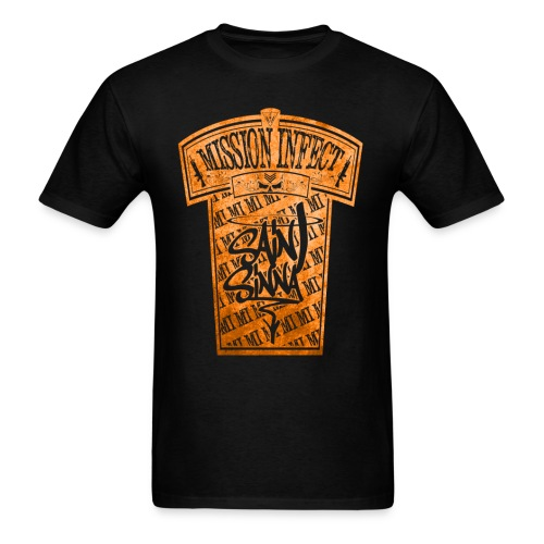 SAINT SINNA KENTUCKY BOURBON SHIRT   - Men's T-Shirt