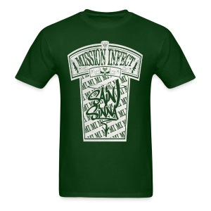SAINT SINNA WEE SNIP OF THE IRISH BREW SHIRT - Men's T-Shirt