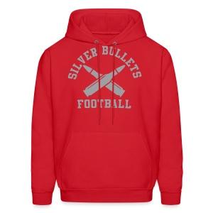SILVER BULLETS FOOTBALL - Men's Hoodie