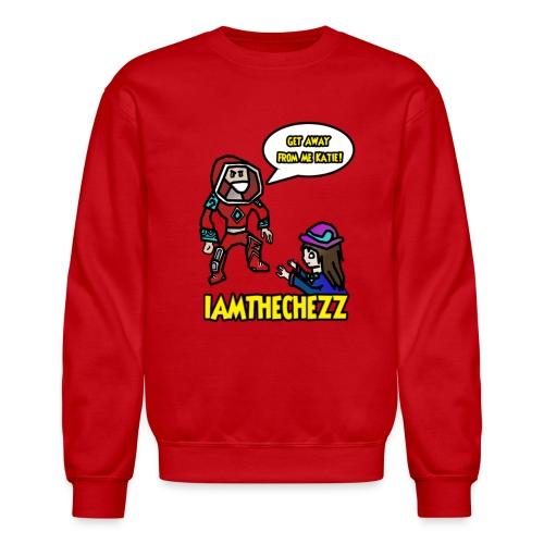 Mens Unhooded Katie Sweatshirt - Crewneck Sweatshirt