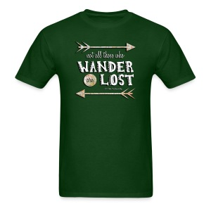 Men's Wander - Men's T-Shirt