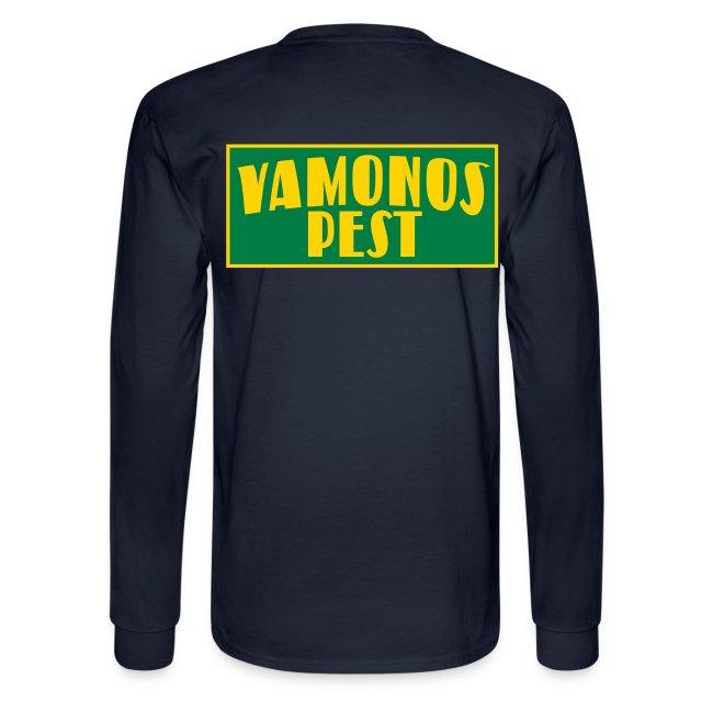 d9abd8a6 vDesigns | VAMONOS PEST LONG SLEEVE T-SHIRT - Mens Long Sleeve T-Shirt